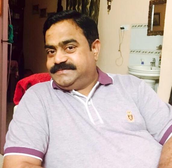 M V Ranga Rao